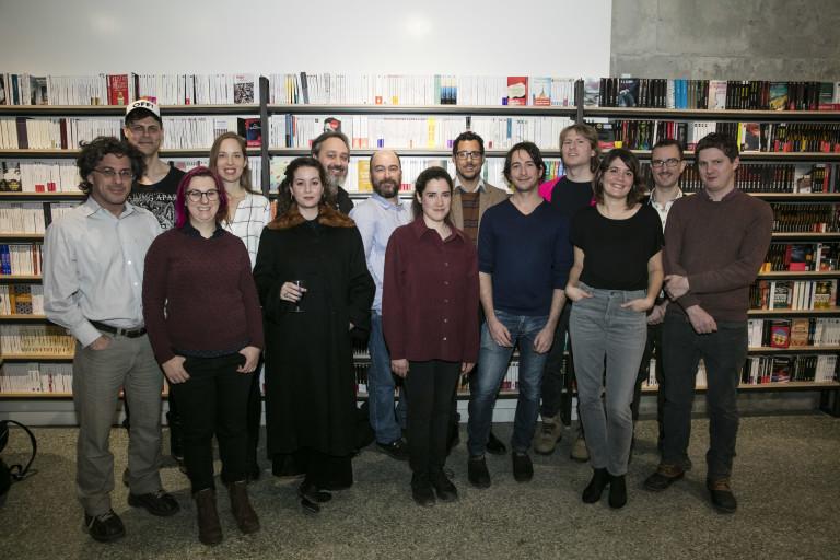 Dévoilement des finalistes au Prix des libraires du Québec 2018, catégories Bande dessinée, Essai, Poésie et Roman