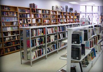 Commis libraire / libraire jeunesse aux collectivités