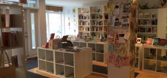 L'Euguélionne, librairie féministe