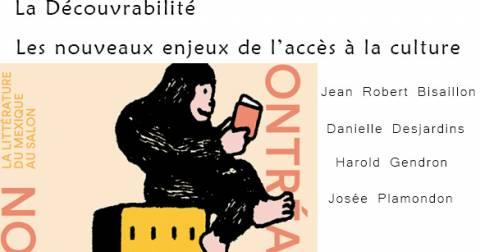 Vidéo : La découvrabilité au Salon du livre de Montréal