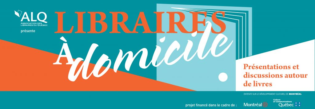 Le projet «Les libraires à domicile» de retour en force cette année
