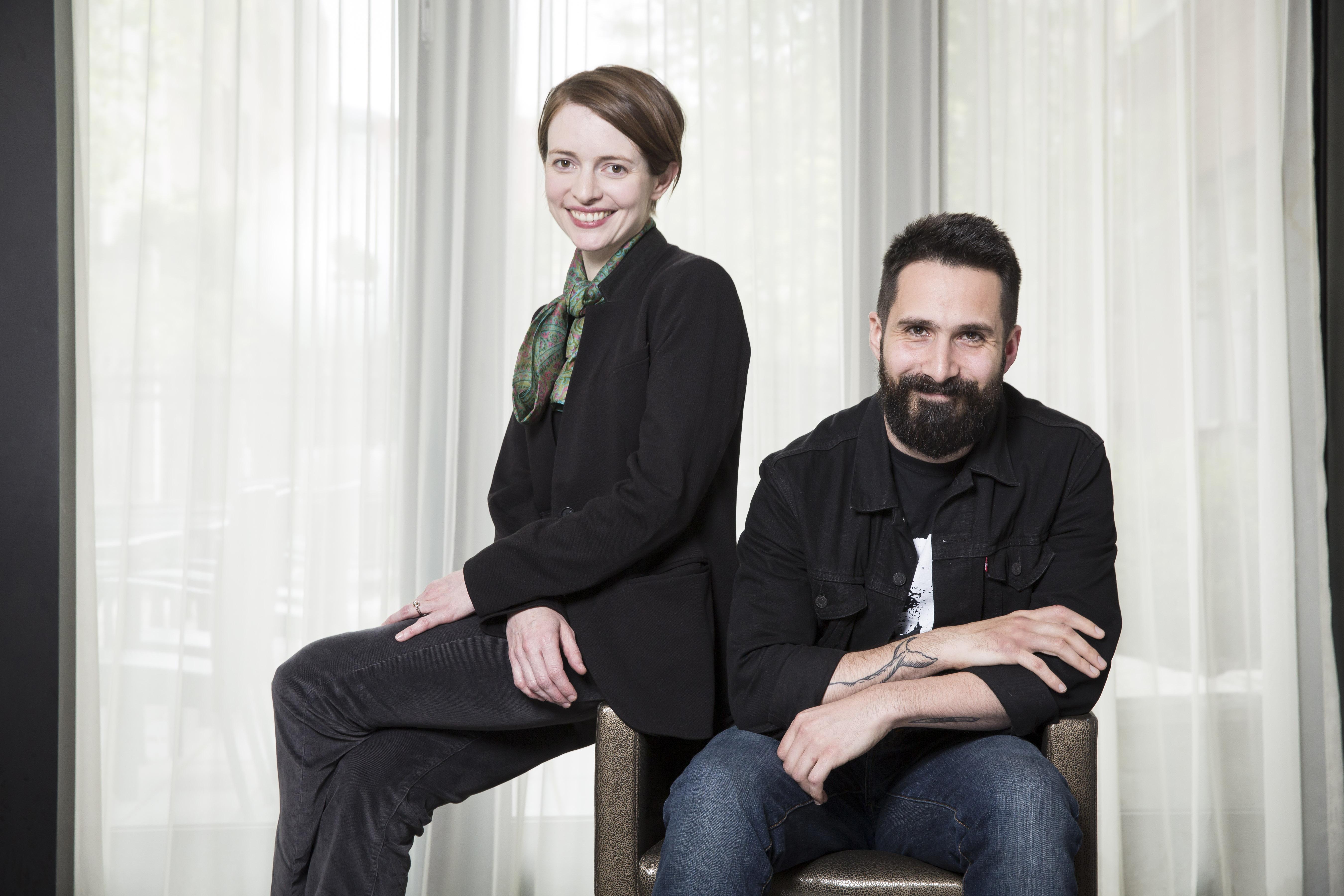 Stéphane Larue et Emily St. John Mandel – Lauréats des Prix des libraires du Québec 2017
