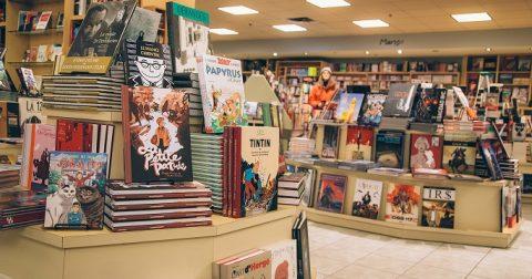 Libraire à temps partiel – secteur bandes dessinées