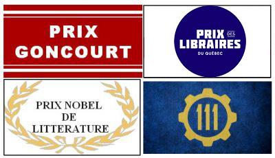 RDV littéraire III : Prix littéraires au Québec et en France : leur histoire et leur importance