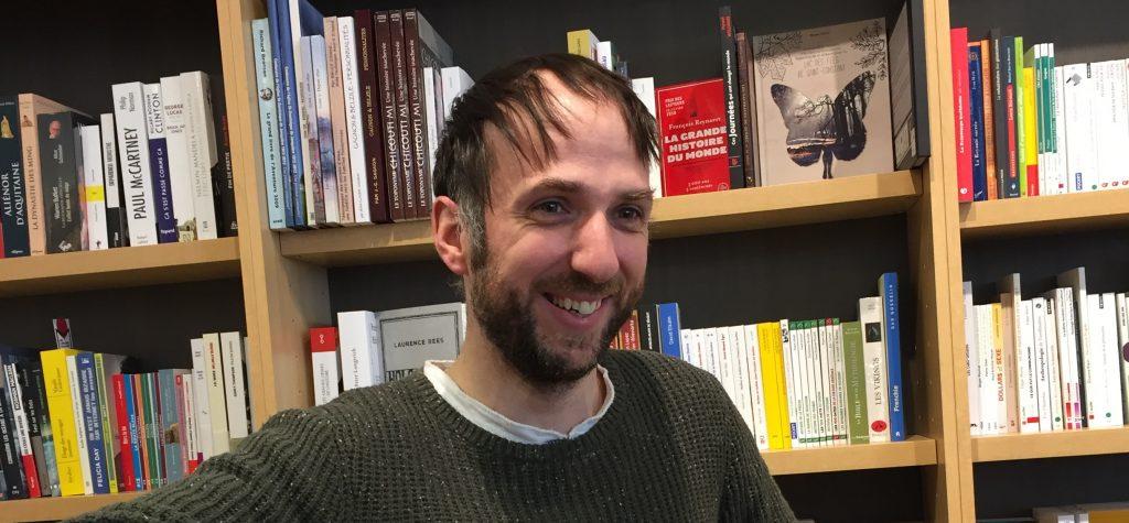 Olivier Boisvert remporte le Prix d'excellence de l'ALQ – Un  libraire humaniste