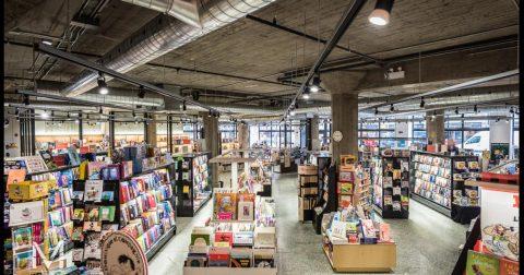 Librairies – Temps plein et temps partiel