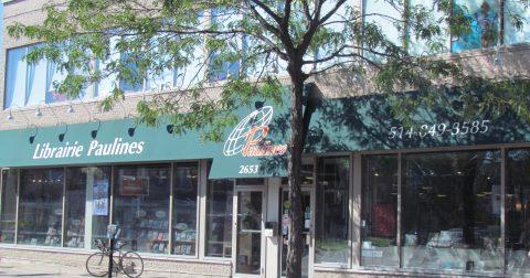 Coordonnateur/trice de la Librairie Paulines de Montréal