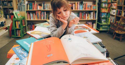 Libraire jeunesse – Temps plein