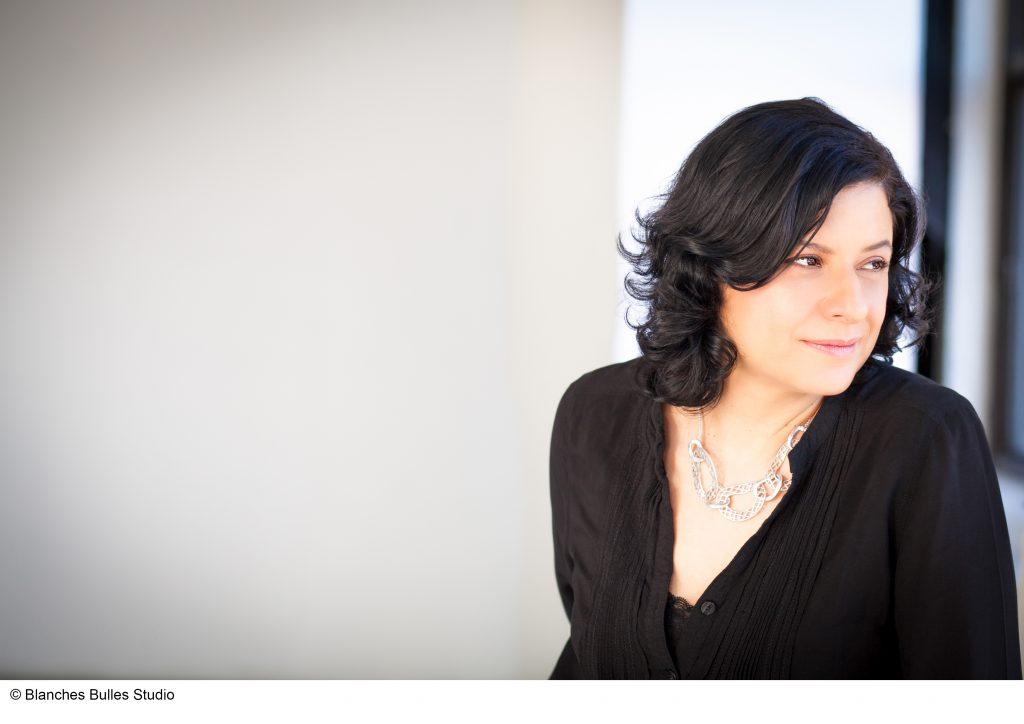 Mélikah Abdelmoumen remporte la résidence d'écrivaine à la Librairie du Square – Outremont