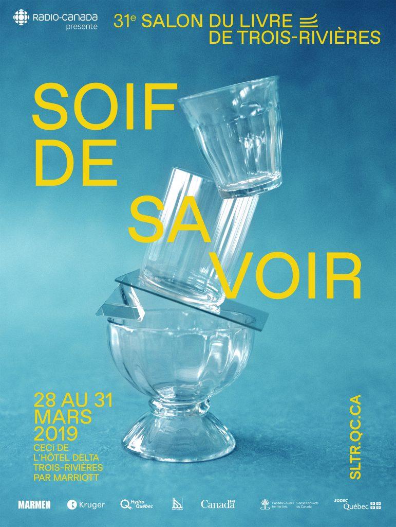 Prescriptions littéraires au Salon du livre de Trois-Rivières