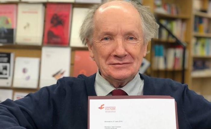 Jean Dumont remporte le Prix d'excellence de l'ALQ – Un libraire comme un trésor national