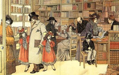 RENCONTRE ENTRE LIBRAIRES DU QUÉBEC ET D'EUROPE – La librairie : un lieu physique à dynamiser