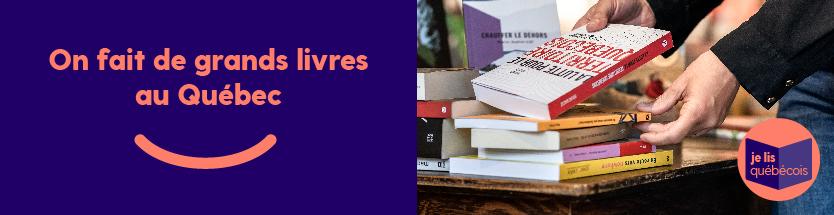 Lancement d'une campagne de promotion collective du livre québécois dans les librairies d'ici