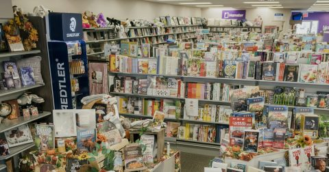 Libraire – aide libraire